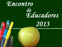 encontro educadores 2013