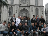 alunos teologia